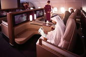 Biznis klasa, Qatar Airways