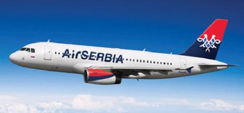 Avionske Karte Air Serbia.Air Serbia