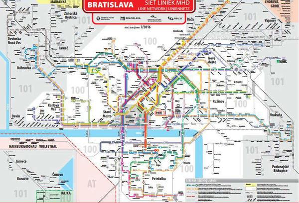 Javni Prevoz U Bratislavi