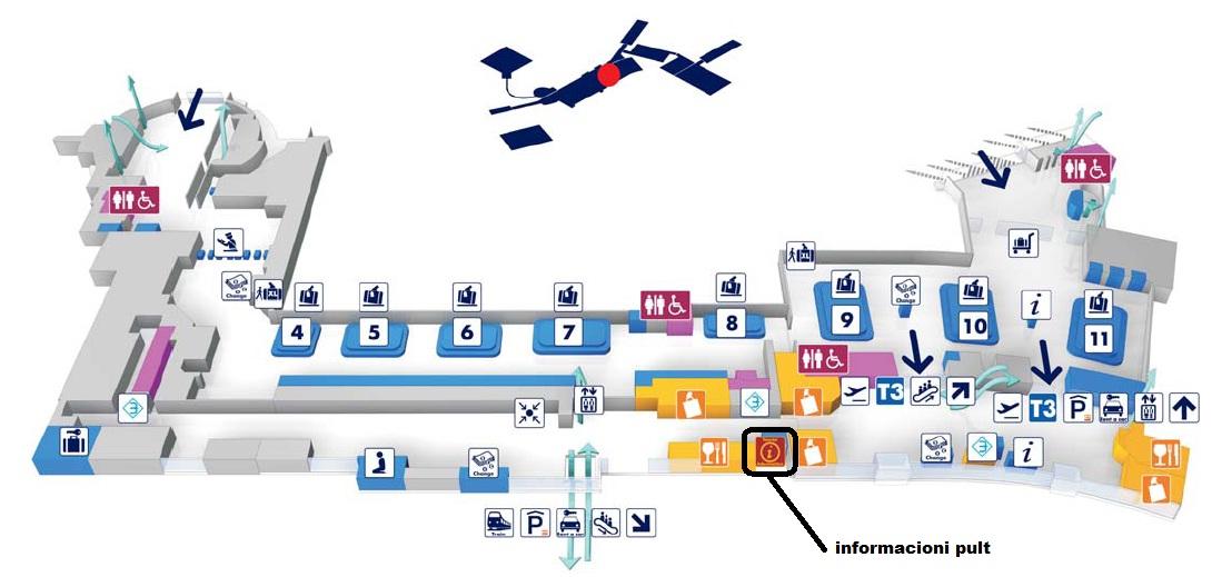 aerodrom beograd mapa Aerodrom u Rimu, terminali aerodrom beograd mapa