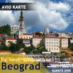 Rijeka Beograd Direktan Let