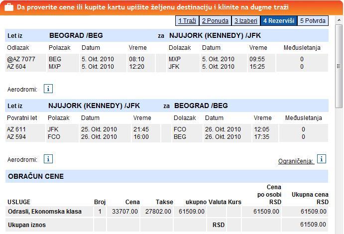Beograd Nju Jork Najjeftinija Povratna Karta