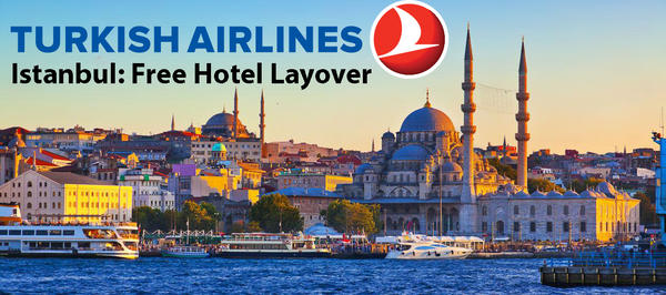 Turkish Airlines Hotel Layover